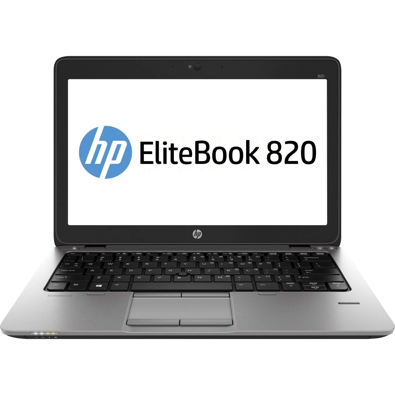 "HP 820 G1 Laptop 12.5"" EliteBook Intel Core i3 4th Gen 4010U (1.7 GHz) 4 GB Memory 500 GB"