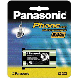 Panasonic HHR-P513A Replacement Cordless Telephone Battery