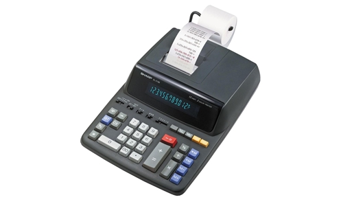 EL2196BL  Printing Calculator