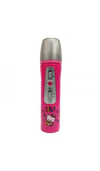 Hello Kitty 10109-HK MP3 Wireless Microphone