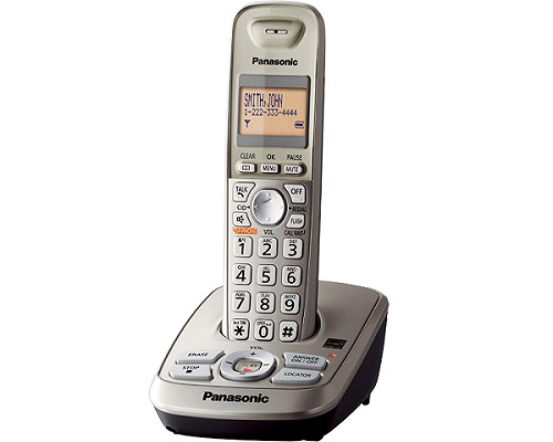 Panasonic KXTG4221N Expandable Digital Cordless Answering System with 1 Handset