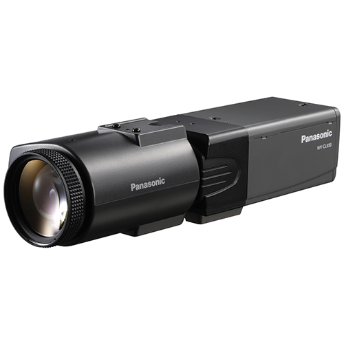 "Panasonic WV-CL934 1/2"" CCD Day/Night Camera (AC/DC)"