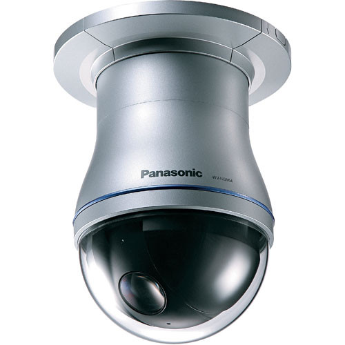 Panasonic i-Pro Network Day/Night PTZ Camera with SDIII