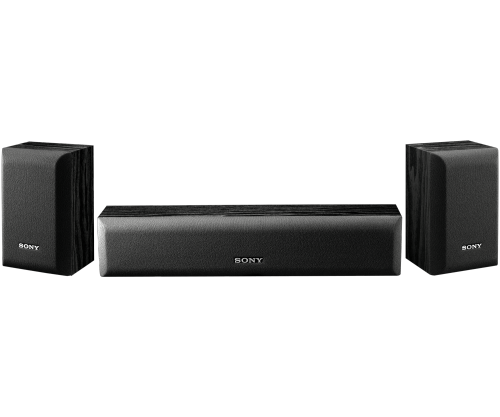 Sony SS-CR3000 Center and Rear Channel Speaker Packag