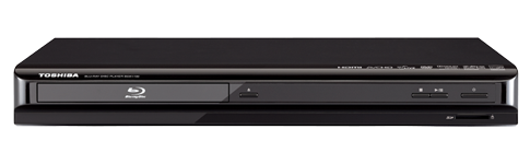 Toshiba Blu-Ray Player