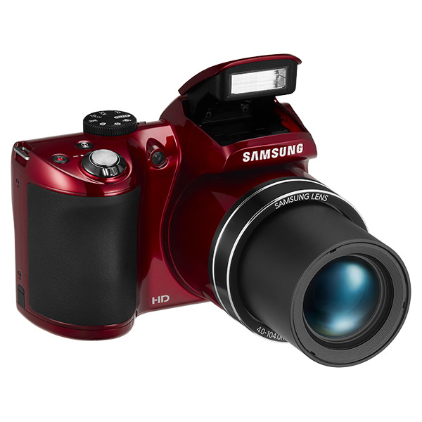 WB110RD RB Red Color Camera