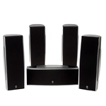 Yamaha NS-AP540 5 Speaker Home Theater Package NS-AP540E & NS-AP