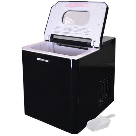 Samsung Countertop Ice Maker : ... Portable Countertop 27 lbs Ice Maker Refrigerator with Ice Scoop IM93B