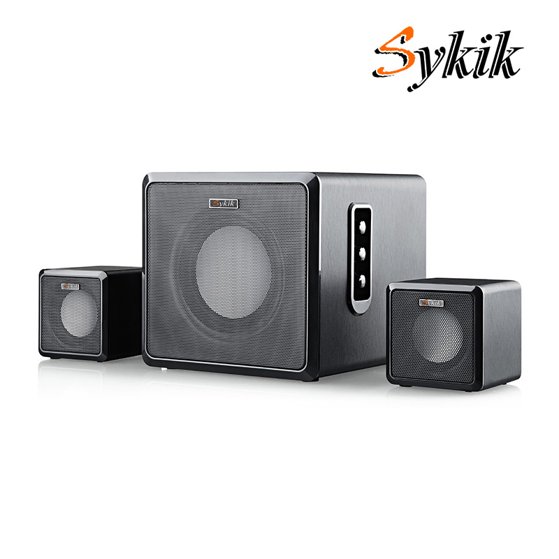 Sykik Sound I Wireless Bluetooth Hi-fi Audio Speakers