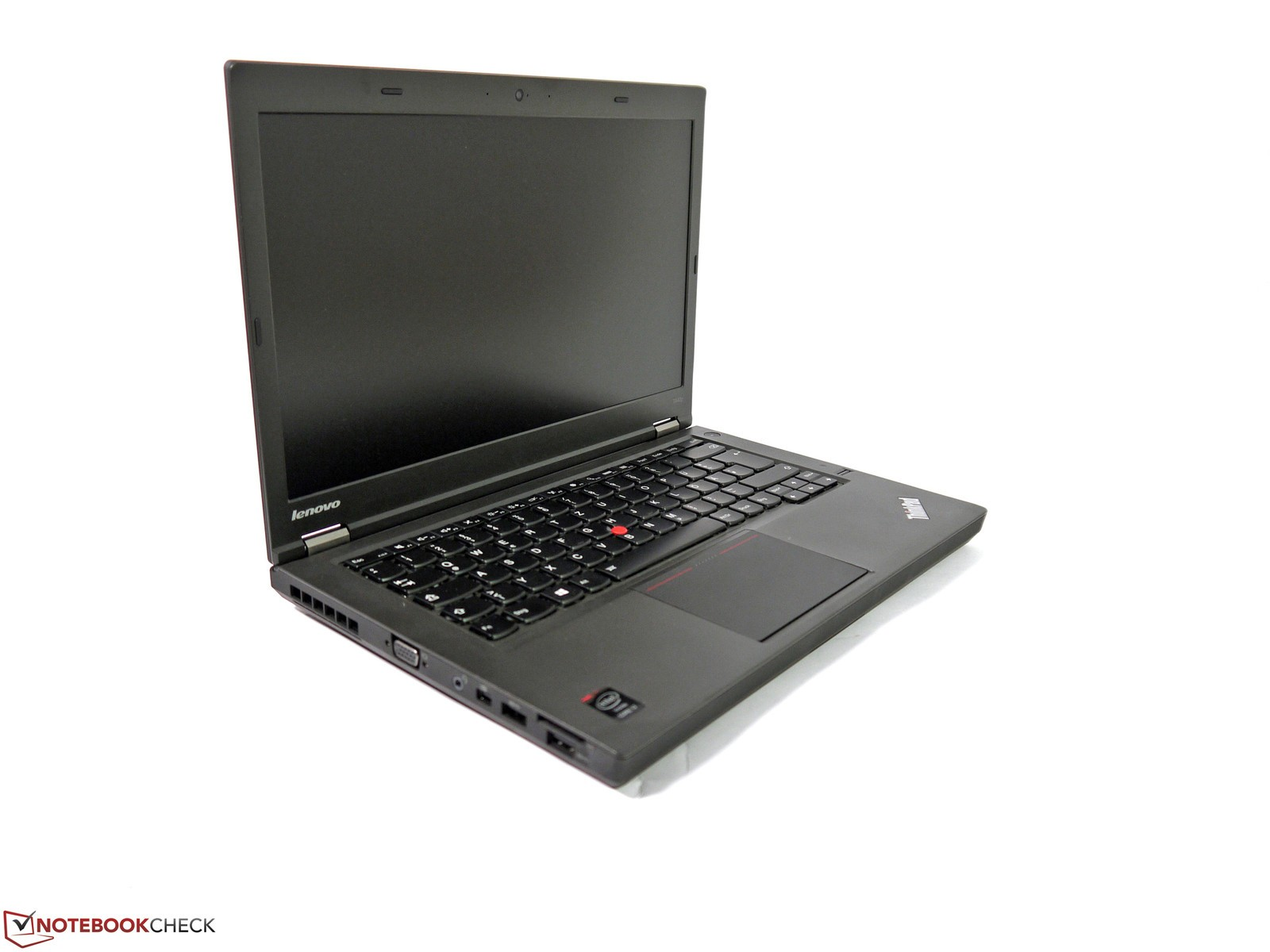 Lenovo ThinkPad T440p 20AN - Core i5 4300M / 2.6 GHz - Windows 8 Pro 64-bit - 8 GB RAM
